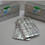 Anastrover (Анастрозол) Vermodje 25 таблеток (1таб 1 мг)