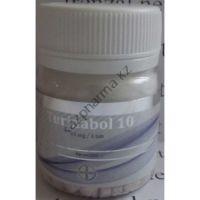 Туринабол Bayer 100 таблеток (1таб 10 мг)