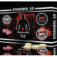 Stanabol (Станозолол, Винстрол) UFC Pharm 100 таблеток (1таб 10 мг)
