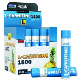 L-Carnitine 1500 VPLab  (20шт по 25 мл)