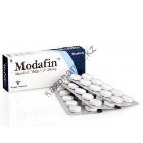 Модафинил Alpha Pharma 10 таблеток (1 таб/ 200 мг)
