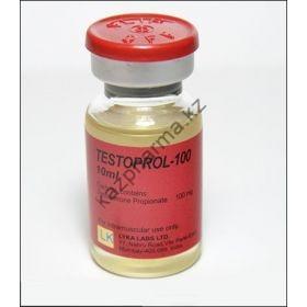 Testoprol (Тестостерон пропионат) LYKA Labs Ltd балон 10 мл (100 мг/1 мл)