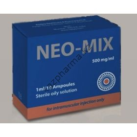 Нео-микс (oil) RADJAY 10 ампул по 1мл (1амп 500 мг)