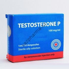 Тестостерон П (oil) RADJAY 10 ампул по 1мл (1амп 100 мг)
