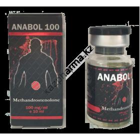 ANABOL 100 (Метан, Метандиенон) UFC Pharm балон 10 мл (100 мг/1 мл)