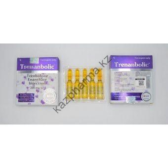 Тренболон энантат Cooper 5 ампул по 1мл (1амп 200 мг) - Ташкент